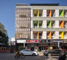 Gallery of Tangxia Vanke Port-Apartment / PBA Architects + Tumushi Architects - 1