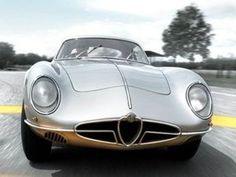 1954 Alfa Romeo 2000 Bertone  Sportiva Coupe (Production run 2 units)