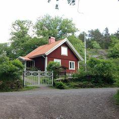 Svensk sommarstuga