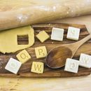Toy Box Scrabble Cookie Cutters PP3012SCR Scrabble Cookie Cutters are a brilliant and easy way to personalise your home-baked products. The set contains 26 Scrabble style square cutters with each letter and value stamped on it. Gently press t http://www.MightGet.com/january-2017-11/toy-box-scrabble-cookie-cutters-pp3012scr.asp