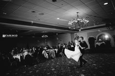 First dance in our Statesman Hall. Congratulations!