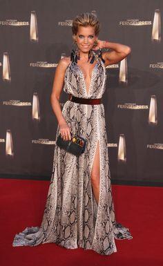 Sylvie Meis Style - Oktober 2011
