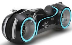 Xenon Lightcycle, Lithium Electric Streetbike by Evolve  Motorcycles.