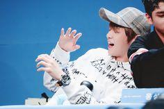 180111 Wanna One at Yohi Fansign Daniel