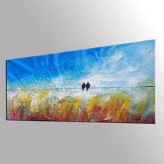 Original Painting Abstract Painting Oil Painting by Topfineart