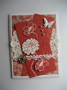 Fabulous Floret Stamp Set - Stampin' Up