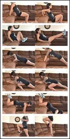 Full Body Workout for Beginners Video Collection Lazy Girl Couch Training Full Body Workouts, Fitness Workouts, Sport Fitness, Easy Workouts, At Home Workouts, Health Fitness, Weight Workouts, Woman Fitness, Fitness Plan