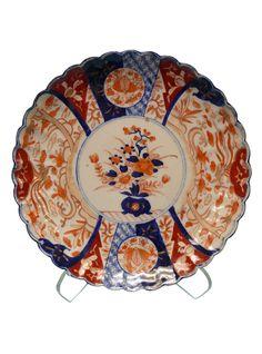 19th Century Japanese Imari Porcelain Charger