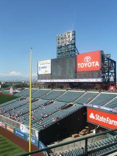 Stade des Angels, L.A