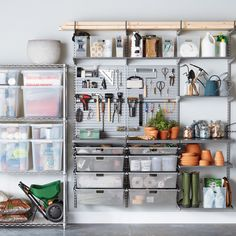 Garage Shelving Storage Systems Shelves