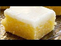 Profiteroles, Eclairs, Lemon Bars, Cookie Bars, Blondies, Cooking Time, Cake Pops, Vanilla Cake, Easy Meals
