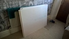 30.)  Tile backer board. The heady heights of my life...