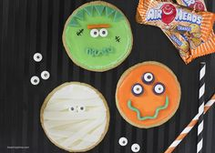 Airheads monster cookies I Heart Nap Time | I Heart Nap Time - Easy recipes, DIY crafts, Homemaking