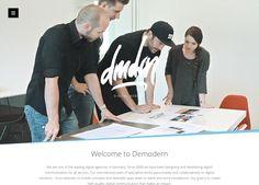 Demodern Digitalagentur http://demodern.com/