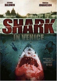 Shark In Venice [DVD] [2008] Not a bad B movie 3***