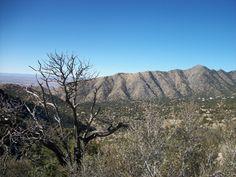 From La Luz Trail near Albuquerque NM