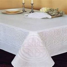 Irish Linen - beautiful items which will last for generations.