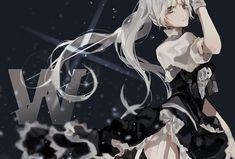 Anime RWBY  Weiss Schnee Wallpaper