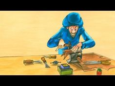 The Elves and the Shoemaker: Learn Russian with subtitles.  A poor cobbler and his wife worked very hard but could never earn enough to live comfortably. Watch how two little elves come to their rescue.
