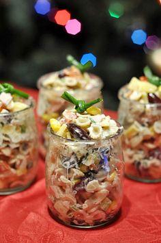 Pasta Salad, Potato Salad, Potatoes, Lunch, Table Decorations, Ethnic Recipes, Grill, Food, Crab Pasta Salad