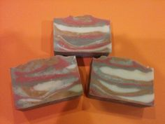 Clay layered soap by CLAdesigns Soap Images, Layers, Clay, Food, Layering, Clays, Essen, Meals, Yemek