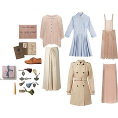 Agatha: The Grand Budapest Hotel by stradlatersgirl on Polyvore featuring Michael Kors, T By Alexander Wang, Maison Margiela, Isolde Roth, Rosetta Getty, Dollhouse and Too Faced Cosmetics