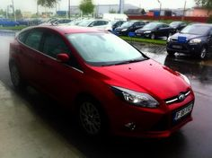 Ford Focus 1.6 Eco Boost.
