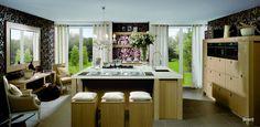 Brent keuken bij Van Wanrooij keuken- en badkamerspecialisten