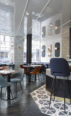 Adrien Gloaguen – the man behind Paris' charming Hotel Paradis – has teamed up once again with designer Dorothée Meilichzon to launch a second hit three-star venture that abounds quirky Parisian soul. Located in the city's vibrant 10th arrondi...