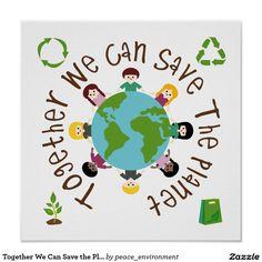 Environment Posters | Zazzle
