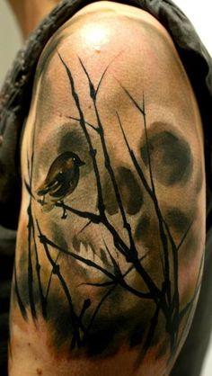 Skull tattoos by Kamil Tattoo