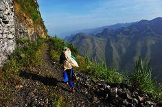 Le col de Ma Pi Leng à #Hagiang #Vietnam. Pour  en savoir plus: https://www.amica-travel.com/vietnam-sites-a-decouvrir/nord-vietnam/ha-giang
