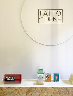 #cifra3red c/o FATTOBENE Italian everyday archetypes 12-17 april 2016 via Palermo 1 Brera Design District