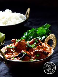 Chicken Tikka Masala Recipe - Food Like Amma Used To Make It Indian Food Recipes, Asian Recipes, Real Food Recipes, Dessert Recipes, Cooking Recipes, Ethnic Recipes, Desserts, Cook Up A Storm, Curry Dishes