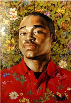 Art of Wiley Kehinde American Art, Kehinde Wiley, Art Painting, Artist Inspiration, Art, Portrait Painting, African American Art, American Painting, American Artists