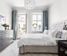 My bedroom at Sankt Eriksgatan #bedroom #bedroomdesign #sovrum