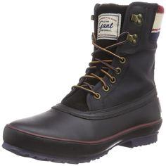 GANT 11541779 Botas de Nieve de Cuero para Mujer  Amazon.es  Zapatos y  complementos fb27ab8c3d068