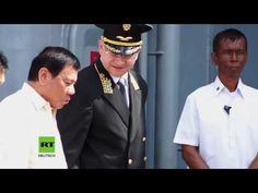 US-Neocons toben: Duterte besucht russisches Marine-Schiff und begutachtet Waffensystem  — RT Deutsch