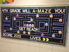 Go Retro! | Community Post: 31 Incredible Bulletin Boards For Back To School