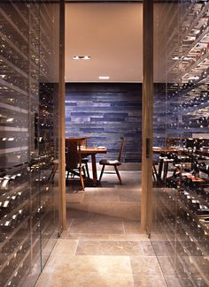 Love the wine encompasses you as you walk through this passage!