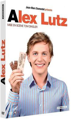 Alex Lutz  - DVD NEUF