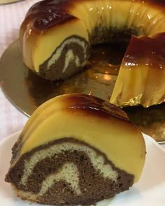 Romanian Desserts, Flan, Cake Recipes, Dessert Recipes, Pastry And Bakery, Loaf Cake, Food Cakes, No Bake Desserts, Cake Cookies