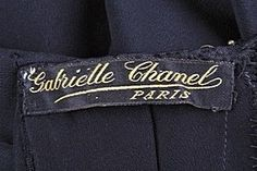 Vintage Labels Janelle McCulloch's Library of Design: Brad Pitt, Chanel, and Life in Black and White Ringo Starr, Vintage Labels, Vintage Gifts, Retro Outfits, Vintage Outfits, Vintage Clothing, Chanel Clothing, Mademoiselle Coco Chanel, Chanel Paris