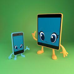 The friendliest iPhone / iPad case around