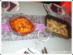 Unser Gratinabend mit #Thomygratinsaucen und #brandnooz. #Thomy #Nestlé #Lasagne #Brokkoligratin