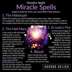 Image may contain: text Hoodoo Spells, Magick Spells, Blood Magick, Candle Spells, Witch Spell Book, Witchcraft Spell Books, Luck Spells, Money Spells, Easy Spells