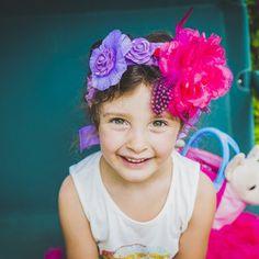#bridesmaid #child #portrait #weddingphoto #weddingparty #pinkpassion #pink