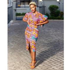 African Print Clothing, Cherry On Top, Special Promotion, African Fashion, Fashion News, Wrap Dress, Inspiration, Clothes, Dresses