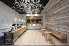 Frozen by a Thousand Blessings store by Kalliopi Vakras Architects, Melbourne » Retail Design Blog