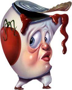 Tomaten Dose